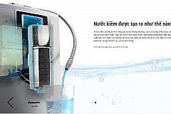 Dịch vụ vệ sinh máy lọc nước điện giải định kì