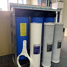 Bộ lọc nước sinh hoạt  3 cấp ly 20 inch BIG TaiWan