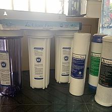 Bộ lọc nước sinh hoạt 3 cấp ly 10 inch TaiWan