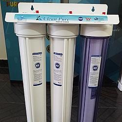 Bộ lọc nước sinh hoạt 3 cấp ly 20'' inch TaiWan