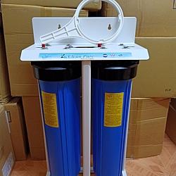 Bộ lọc nước sinh hoạt 2 cấp ly 20 inch BiG TaiWan