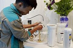 Dịch vụ thay lõi máy lọc nước Nano Clean Pure